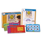 Learn to Read with… Bob Books and Versatiles - Advancing Beginners Set with 12 Bob Books, Answer Case, and Workbook (Ages 3-6) | Level 1 Reading Books for Children