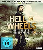 Hell on Wheels - Die komplette vierte Staffel [Blu-ray]