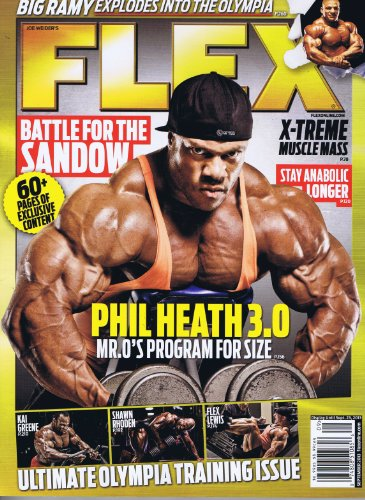 Flex [US] September 2013 (単号)