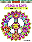Peace & Love Coloring Book (Design Originals)