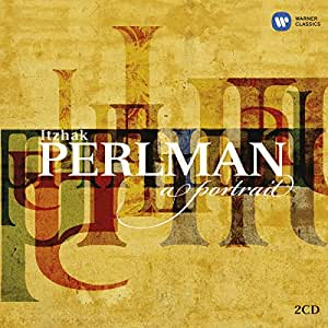 Itzhak Perlman-a Portrait