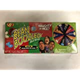 (Set/2) Jelly Belly Bean Boozled Naughty Or Nice Fun Christmas Spinner Game (Color: Multi-colored, Tamaño: 3.5 Ounces)