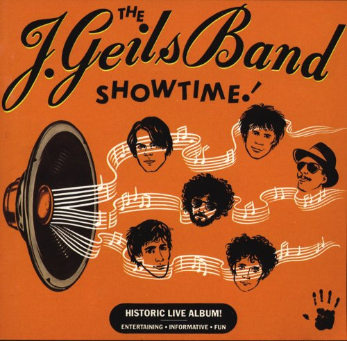 The J. Geils Band - Showtime! - Zortam Music