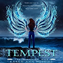Tempest Audiobook by Karen Ann Hopkins Narrated by Michelle Ferguson, Aaron Abano