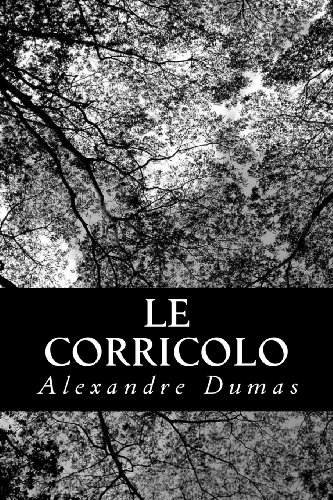 Le Corricolo (French Edition) front-177787