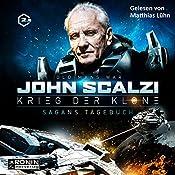 Sagans Tagebuch (Krieg der Klone 2.5)   John Scalzi