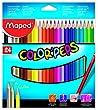 Maped 183224 crayon de couleurs