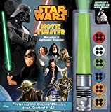img - for Star Wars Movie Theater Storybook & Lightsaber Projector book / textbook / text book