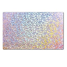 Liili Large Table Mat 28.4 x 17.7 x 0.2 inches Colorful spotted glitter background for background use IMAGE ID 11534805