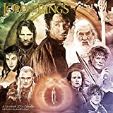 img - for The Lord of the Rings Trilogy Wall Calendar (2016) book / textbook / text book