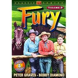 Fury, Volume 3