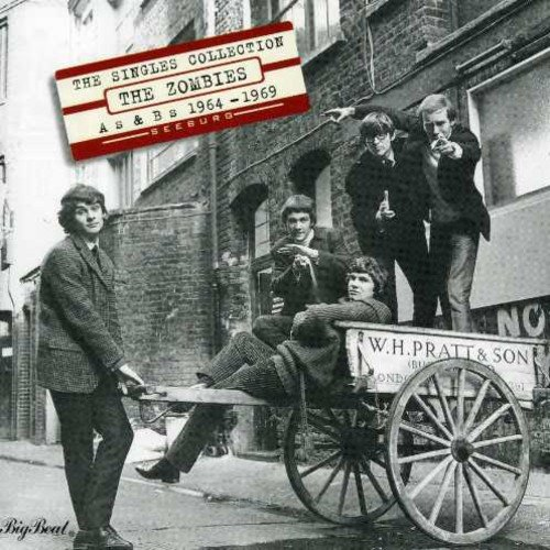 CD : The Zombies - Singles Collection (United Kingdom - Import)