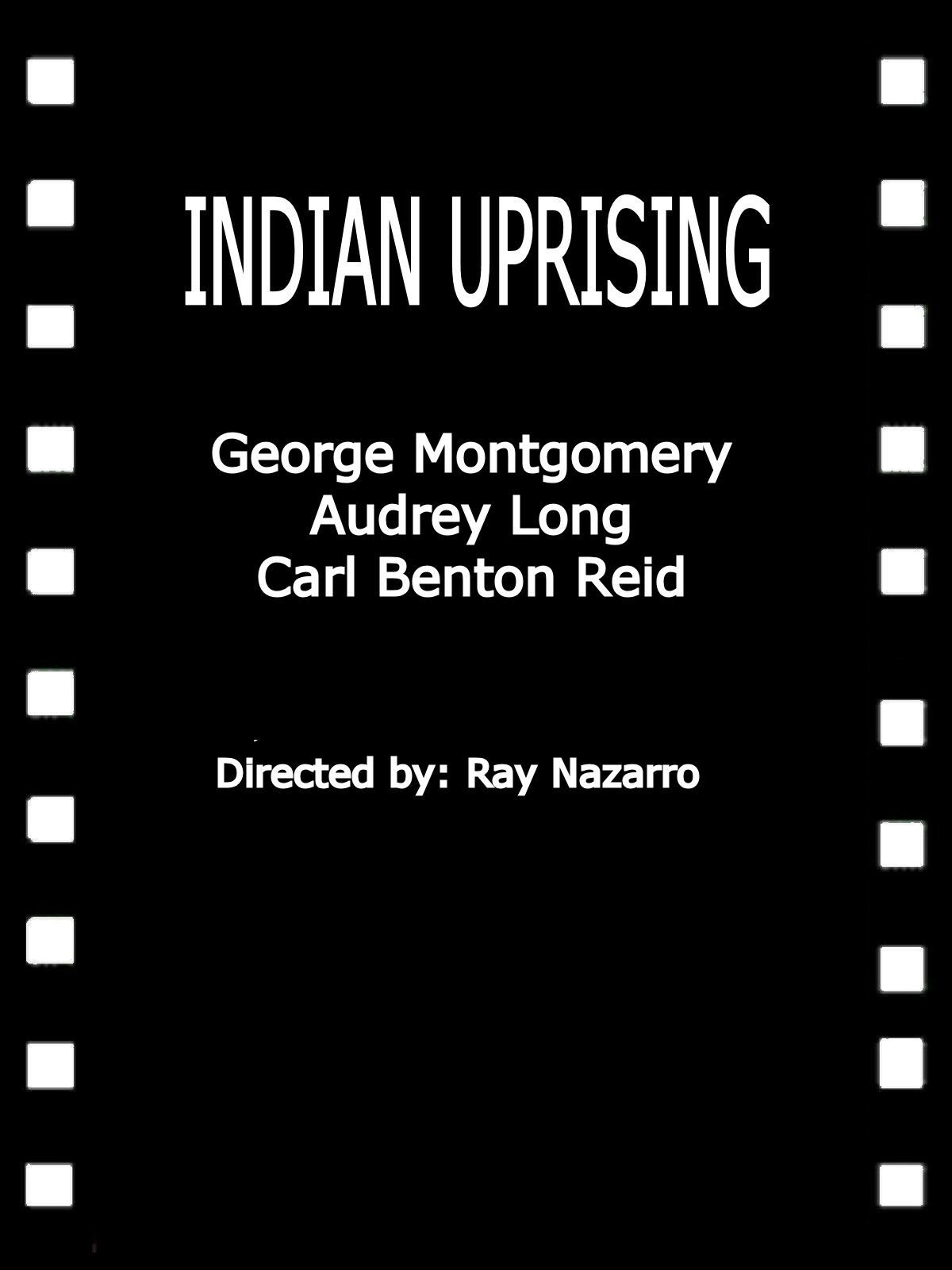 Indian Uprising on Amazon Prime Instant Video UK