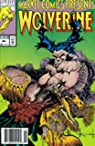 img - for Marvel Comics Presents #94 : Wolverine, Ghost Rider, Cable, Nova, & the Thing (Marvel Comics) book / textbook / text book