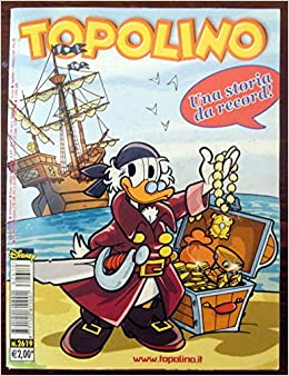 Topolino. N. 2619. Feb. 2006: Walt Disney: Amazon.com: Books