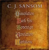 The 5 Title C J Sansom CD Boxset