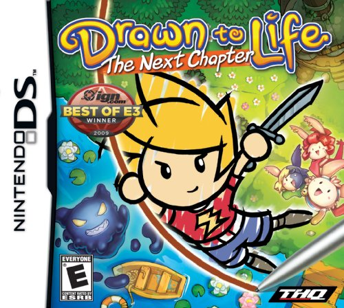 Drawn to Life: The Next Chapter - Nintendo DS - 1