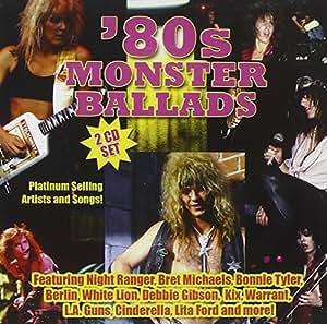 80s Monster Ballads