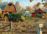 Autumn Gold 1000 pc John Deere Tin