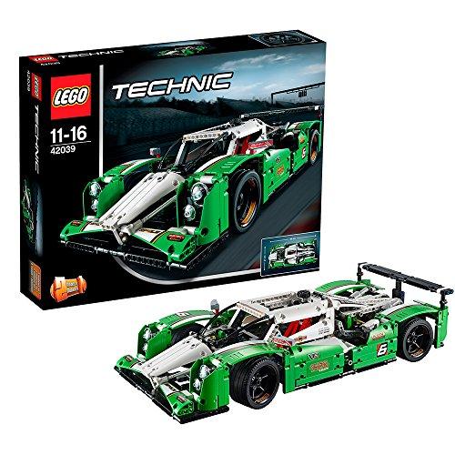 lego technic 24 hours race car 42039 best deals toys. Black Bedroom Furniture Sets. Home Design Ideas