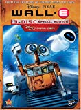 Wall-E (3-Disc Collector's Edition) [2-Disc DVD + Digital Copy]