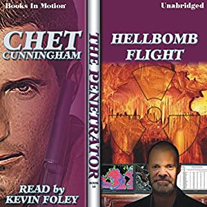 Hellbomb Flight Audiobook