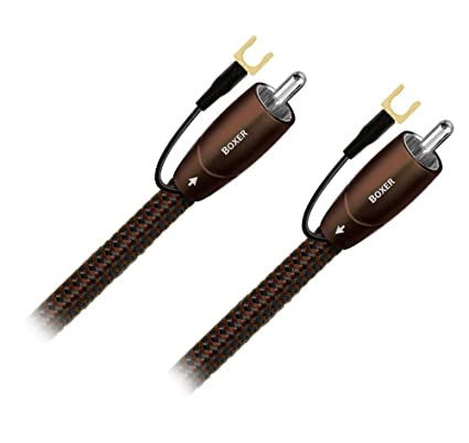 Audioquest Câbles caisson de basses Boxer (3 m)