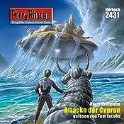 Attacke der Cypron (Perry Rhodan 2431) | Horst Hoffmann