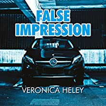 False Impression Audiobook by Veronica Heley Narrated by Patience Tomlinson