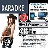 echange, troc Karaoke - Karaoke: Mixed Country