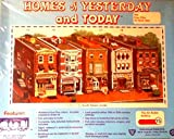 Homes of Yesterday and Today South Street smoke HO scale 1:87