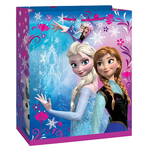 Disney Frozen Large Gift Bag - 1