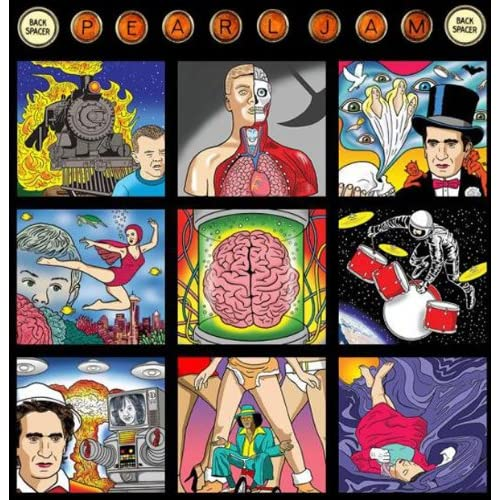 Backspacer - Pearl Jam