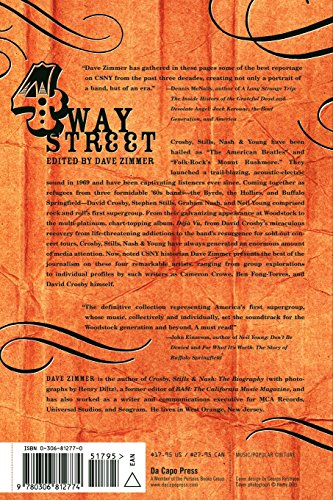 Four Way Street: The Crosby, Stills, Nash & Young Reader: The Crosby, Stills, Nash and Young Reader