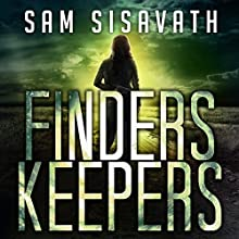 Finders/Keepers: An Allie Krycek Thriller, Book 3 Audiobook by Sam Sisavath Narrated by Joshua Reiniger