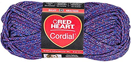 Red Heart Yarn Cordial All Star
