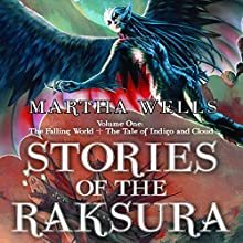 Stories of the Raksura, Book 1 (       UNABRIDGED) by Martha Wells Narrated by Christopher Kipiniak