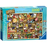 Ravenburger The Curious Cupboard The Kitchen Cupboard 1000 Piece Jigsaw Puzzle