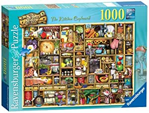 Ravensburger Colin Thompson - The Kitchen Cupboard Jigsaw Puzzle (1000 Piece)