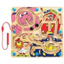 Hape Fun Farm Magnetic Marble Maze