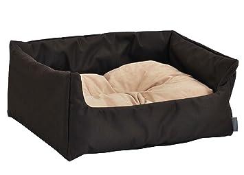 panier pour chien et et chat aruba taille m brun beige animalerie z138. Black Bedroom Furniture Sets. Home Design Ideas