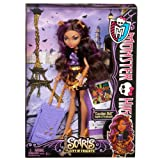 Clawdeen Wolf Scaris City of Frights Monster High Doll