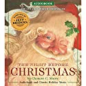 The Night Before Christmas Audiobook: Narrated by Academy Award Winner Jeff Bridges Audiobook by Clement C. Moore Narrated by Jeff Bridges