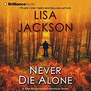 Never Die Alone Audiobook