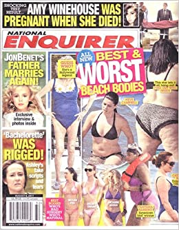Best And Worst Beach Bodies National Enquirer