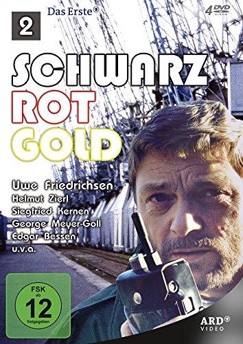 Schwarz Rot Gold 2 - Folge 7-12 [4 DVDs]