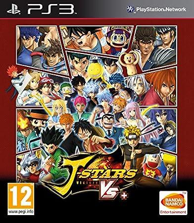 J-Stars Victory VS+ (PS3)