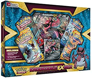 Krookodile-EX Box Pokemon Trading Card Game from R&M