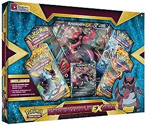 Amazon.com: Krookodile-EX Box Pokemon Trading Card Game: Toys & Games