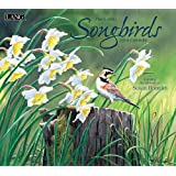 Lang Perfect Timing - Lang 2014 Songbirds Wall Calendar, January 2014 - December 2014, 13.375 x 24 Inches (1001714)